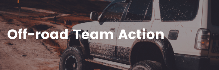 Offroad Team Action