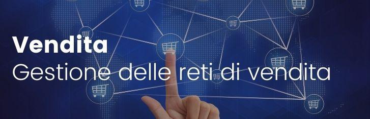 Corso Italia gestione reti di vendita