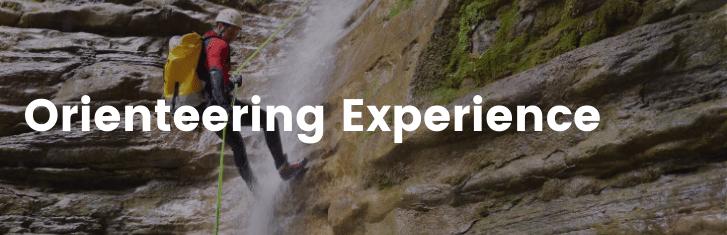 Orieentering Experience