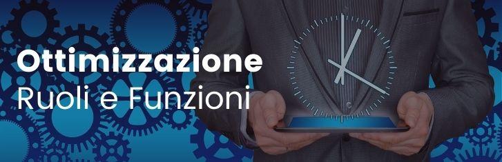Corso Italia su ottimizzazione ruoli e funzioni